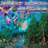 Live @ Great North Music & Arts Festival (09.19.2014) : Sunrise Silent Disco