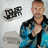 CRISTIAN MARCHI presents HOUSE VICTIM 044  [Podcast - Radio Show] August 2016 Mix