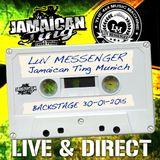 Audio Luv Messenger @ Jamaican Ting Munich 30.01.15