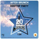 Torrione @ After Brunch The Rooftop Party 20/03/2016