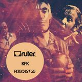 Ruter Podcast 35// KFK