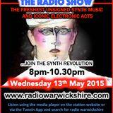 RW025 - THE JOHNNY NORMAL RADIO SHOW - 13TH MAY 2015 - RADIO WARWICKSHIRE