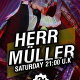 Herr Muller 'turn back the clock' Live Report2Dancefloor