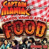 Episode 216 / Bands Named After Food