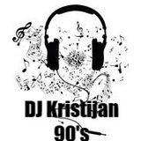 DJ Kristijan 90's The Runaway Mix 1