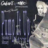Pump it up Live @ NYC - 26.02.1994