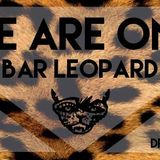 """Bar Leopard """" We are One """" promo set"""