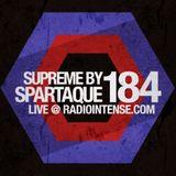 Supreme 184 with Spartaque