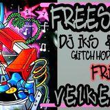 Dj Mike Goldfinch and guest Dj Iks - Velkej Cajk Freestyle Beats