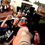 Like2Party (Leon Vissers & Roy Wolters) Live @ InDeWolken2014