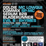 Serum & Bladerunner feat Evil B @ Rumble Norwich 24/05/09