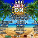 Tali Baba DJ  Set - Goa Full On Festival Feb 2016