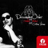 Descending Order radio show 001 by Cristian Viviano