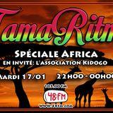 TamaRitmo - Spécial Africa (spécial guest: Kidogos)