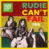 Rudie Can't Fail - Radio Cardiff Show #58 (15-10-2018)
