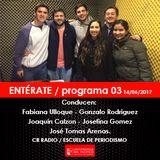 Programa Entérate / C 03