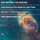 Last Donut of the Night - 9th May 2016