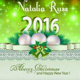 Natalia Russ - Happy New Year 2016
