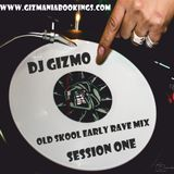 DJ Gizmo - Old Skool Early Rave Mix Session One