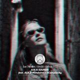 A/K/A SOUNDS w/ AliA & Mondaine x DComplexity - 7th October 2017