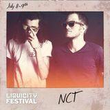NCT (Liquicity Records, Never Say Die Records) @ La Boum de Luxe, FM4 Radio (20.05.2017)
