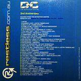 2006 THROWBACK MIXTAPE - DC 2nd ANNIVERSARY CD
