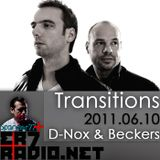 D-nox and Beckers on transitions radio John Digweed 06-10-2011