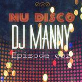 020 Episode II - Practise Hours [Nu Disco Manchester Teaser]