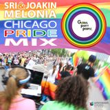 SRI & JOAKIN : MELONIA : CHICAGO PRIDE MIX : UNIVISION CHICAGO FLOAT