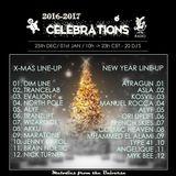 Nick Turner - Guest Mix Alyf Radio - 2016 / 2017 Celebrations