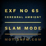Slam Mode - Sedation in Noise Exploratory Files #65 - Cerebral Ambient