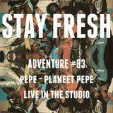 Adventure #83 Planeet Pepe