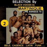 SESSION DJ MARTINIQUE années 70  100% VINYLES   by BLACK VOICES (BESANCON)