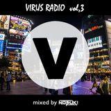 VIRUS RADIO vol.3 mixed By DJ NOBUK!