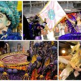 Rádio SRZD: áudio do desfile da Rosas de Ouro no Carnaval 2015