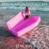 "Krachgarten Podcast 014: ""Beach Urlaub & Großstadtgeflüster"""