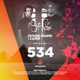 Future Sound of Egypt 534 with Aly & Fila