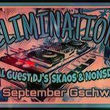 DJ Spaceman live @ Elimination Games The Last