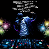 DJ D SELECTION VOL. 11 SPECIAL EDITION NEW YEAR 2014 MIXED BY D3V1D D7