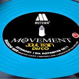 THE MOVEMENT - SOULTRAIN DISCO MIX CD - SAT.12TH.NOV@AGENDA