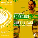 Rota 91 - 04/02/2017 - convidados - just in case - edground