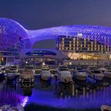Rich Round - Live @ Rush Bar, Yas Hotel, Abu Dhabi