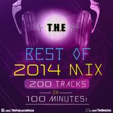 T.H.E - Best Of 2014 Mix (200 tracks in 100 minutes!)
