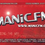 Manic Fm Live Recording Raw to da Floor