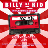 #BillyBangers Vol. 4  Christmas Edition Mixed by Billy Da Kid | Hosted by MC Kie