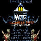 Skam and Abstrakt WTF Halloween DnB set
