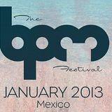 Ryan Crosson, Shuan Reeves - Live @ The BPM Festival, Mamitas (Playa Del Carmen) - 13.01.2013