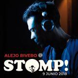 Alejo Rivero @ STOMP! Ciclo // 2018_06_09