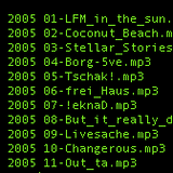 LFMusic Tape Side B (1997)