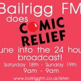 Comic Relief 24 Hour Broadcast (Hour 5 - Tom & Joe's Record Retreat)